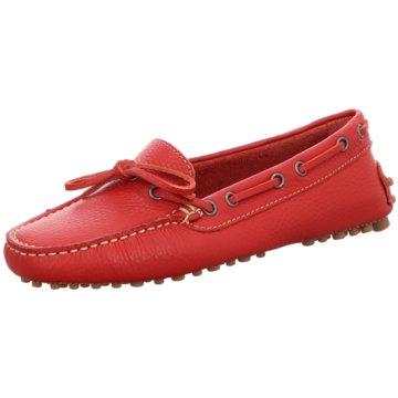 Dema Bootsschuh rot