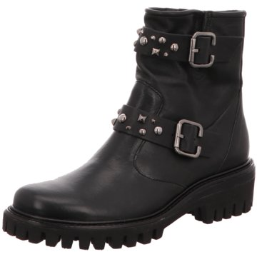 Paul Green Biker Boot schwarz