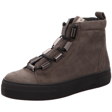 Donna Carolina Top Trends Stiefeletten grau