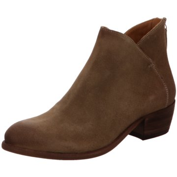 Thea Mika Ankle Boot beige