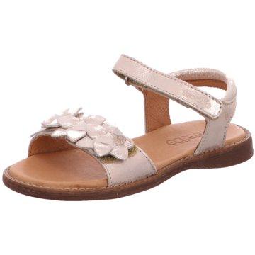 Froddo Offene Schuhe braun