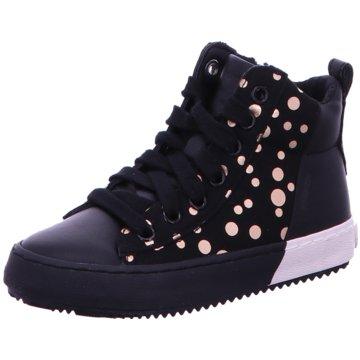 Geox Sneaker High schwarz