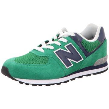New Balance Sneaker Low grün