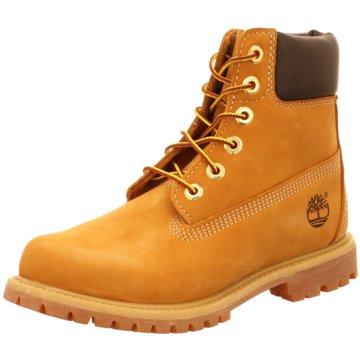 Timberland SchnürbootIcon 6in Premium Boot Damen Stiefel braun braun