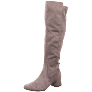 Jana Top Trends Stiefel grau