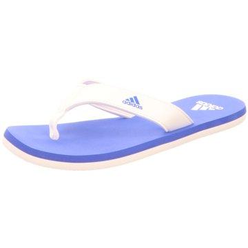 adidas Offene SchuheBeach Thong 2 K weiß