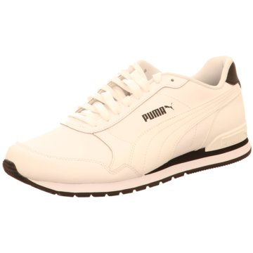 Puma Sneaker LowST RUNNER V2 FULL L - 365277 weiß