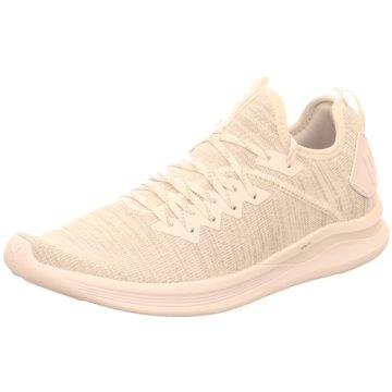 Puma Sneaker LowIgnite Flash evoKnit weiß