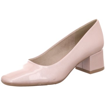 Jana Top Trends Pumps rosa