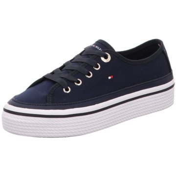 Tommy Hilfiger Plateau SneakerCorporate Flatform S blau