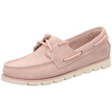 Timberland Bootsschuh rosa