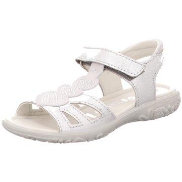 Ricosta Offene Schuhe silber