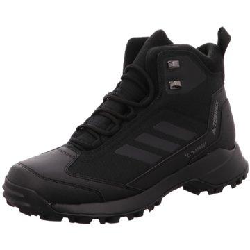 adidas Outdoor SchuhTerrex Heron Mid Climawarm CP schwarz
