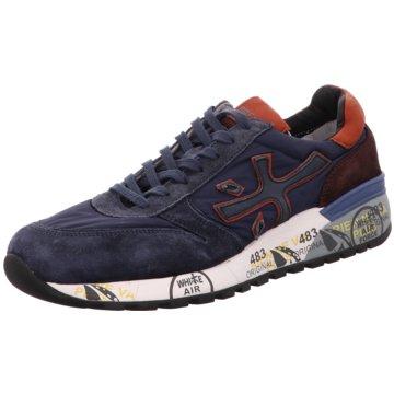 Premiata Sneaker Low blau