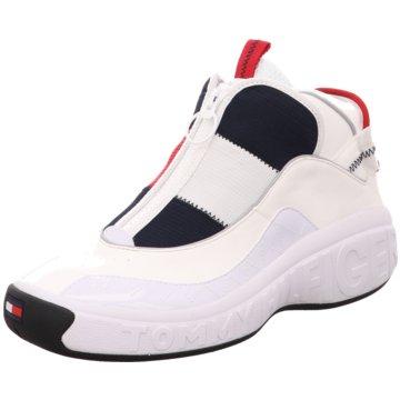 Tommy Hilfiger Sneaker High weiß