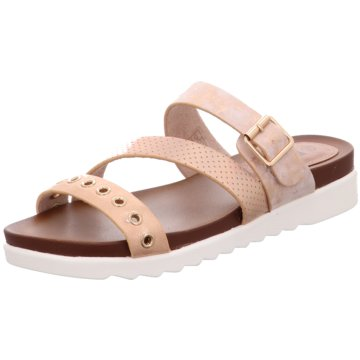 Hengst Footwear Klassische Pantolette rosa
