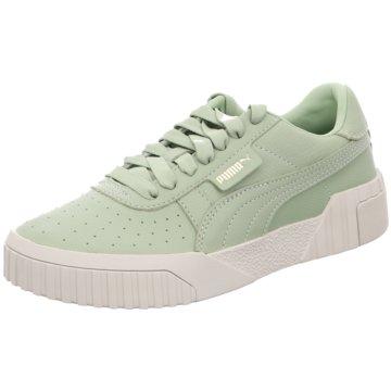 Puma Casual Basics grün