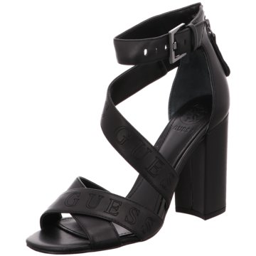Guess High Heels schwarz