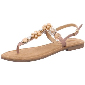 Lazamani Top Trends Sandaletten rosa