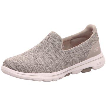 Skechers Sneaker LowGO WALK 5 - HONOR - 15903 GRY grau