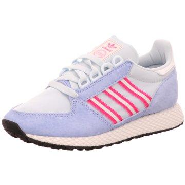 adidas Originals Sneaker Low lila