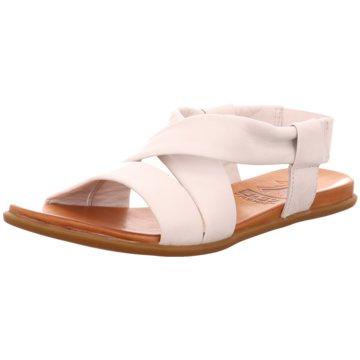Mustang Sandale weiß