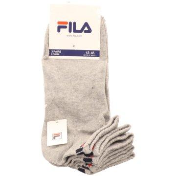 Fila Socken / Strümpfe grau