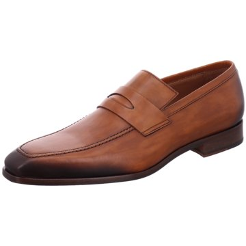 Umber Business Slipper braun