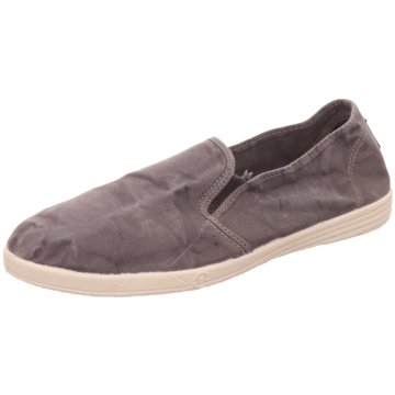 Natural World Eco Klassischer Slipper grau