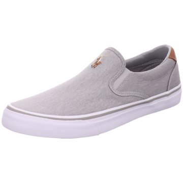 Polo Ralph Lauren Slipper grau