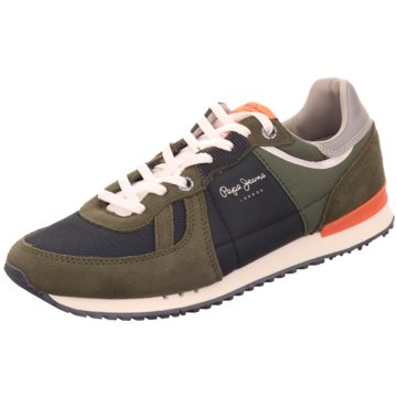 Pepe Jeans Sneaker Low oliv