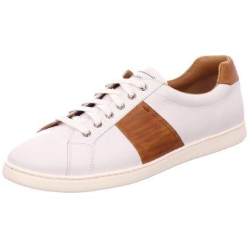 Magnanni Sneaker Low weiß