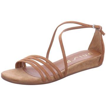Unisa Sandalette braun