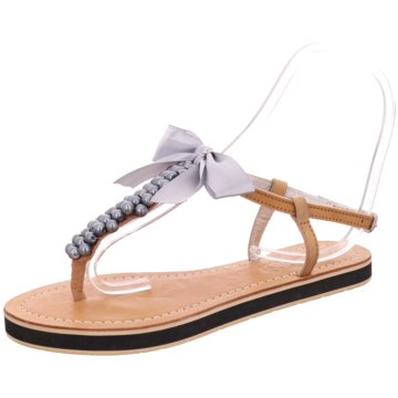 Bali-Bali Top Trends Sandaletten silber