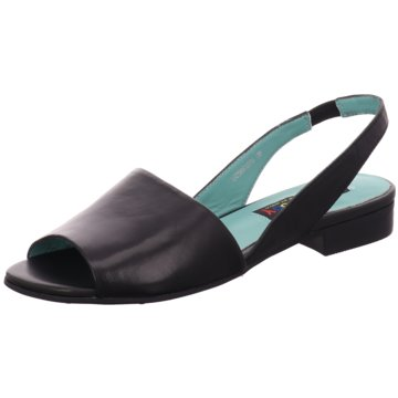 Everybody Komfort Sandale schwarz