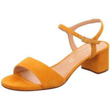 Unisa Sandalette orange