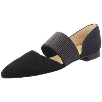 Brunate Top Trends Ballerinas schwarz