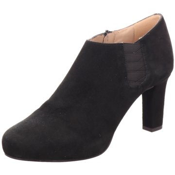 Unisa Ankle Boot schwarz
