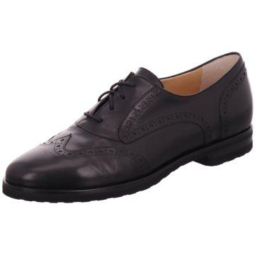 Truman's Eleganter Schnürschuh schwarz