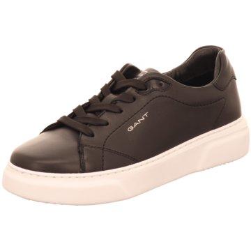 Gant Plateau Sneaker schwarz
