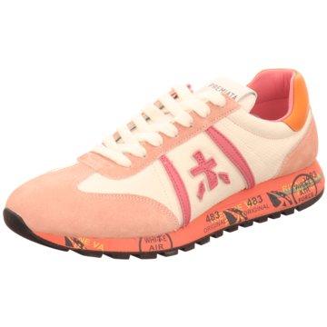 Premiata Sneaker rosa