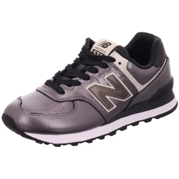 New Balance Sneaker Low silber
