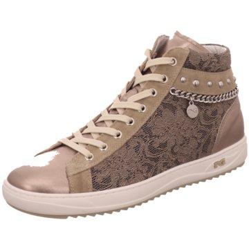 Nero Giardini Sneaker High gold