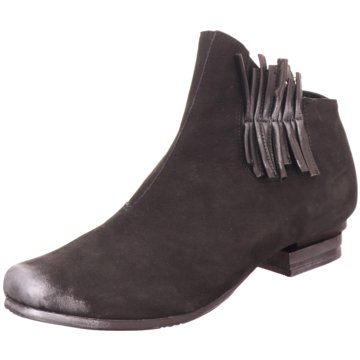 Papucei Ankle Boot schwarz