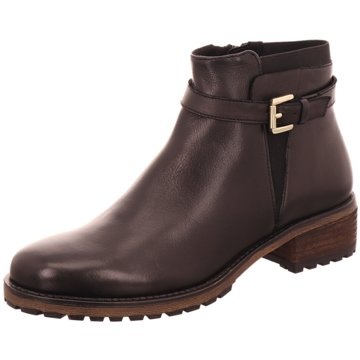 SPM Shoes & Boots Ankle Boot schwarz