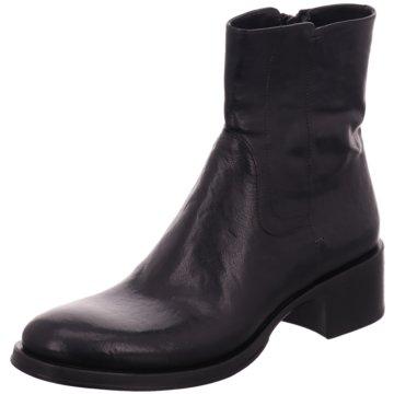 Corvari Klassische Stiefelette schwarz