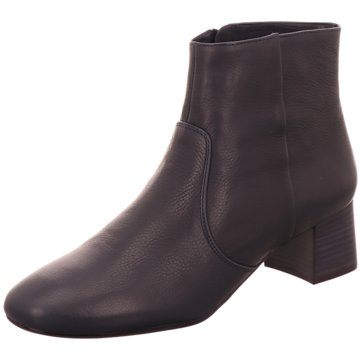 Unisa Ankle Boot blau