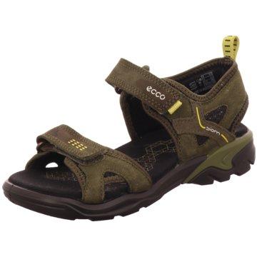 Ecco Offene Schuhe braun