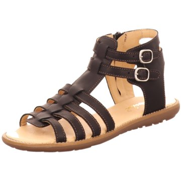 Sabalin Offene Schuhe schwarz