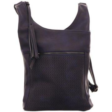 Schulterglück Taschen blau